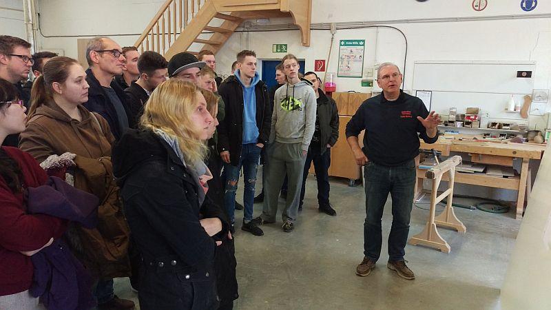 Schädlich Treppenbau tischler-oberstufen besuchen schädlich-treppenbau - berufliche