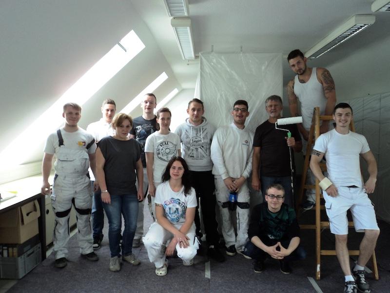 Maler Elmshorn maler und lackierer und malerin und lackiererin berufliche